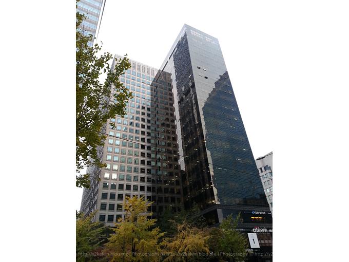서울의 고층빌딩