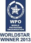 World Packaging Organization, WPO 로고