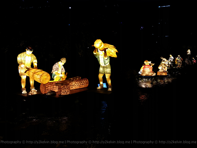 서울 청계광장 등불 축제