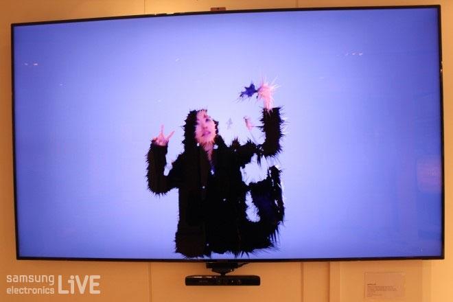 3d로 나오는 삼성 Smart TV ES9000