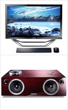삼성 올인원PC 시리즈7, 삼성 무선 도킹 오디오
