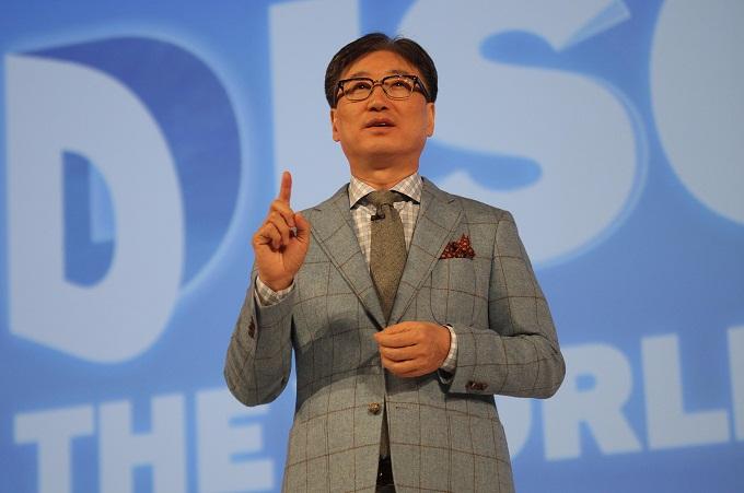 삼성전자 프레스 컨퍼런스, 윤부근 사장