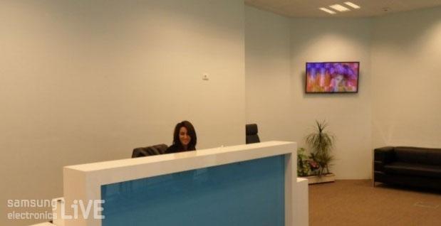 삼성전자 이집트 지점 데스크 직원
