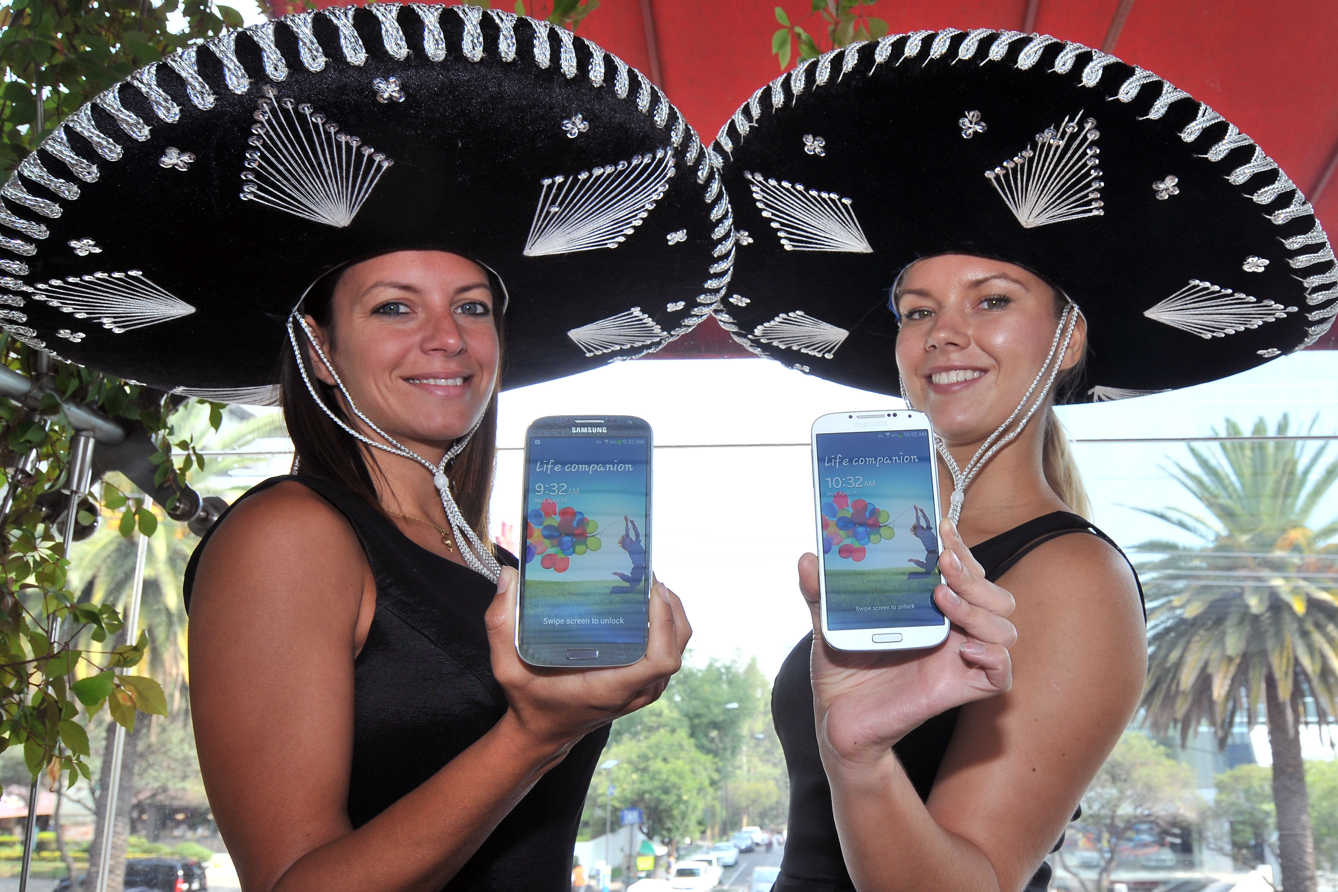 갤럭시S4 멕시코 출시