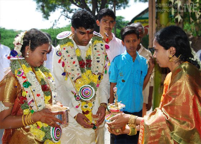 무쑤책임 결혼사진