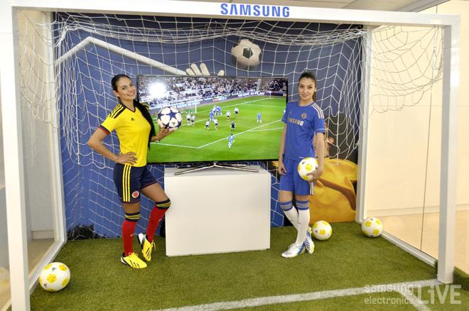 Football Mode 탑재 스마트TV