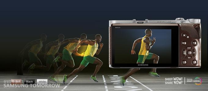 삼성 스마트카메라 NX300