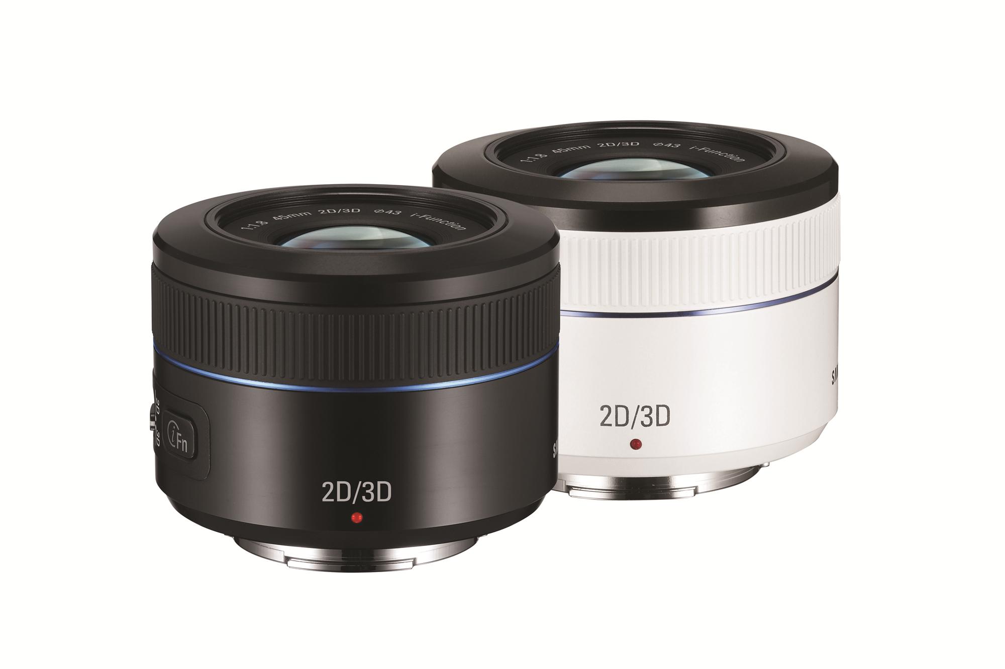 45mm f/1.8 (2D/3D)렌즈