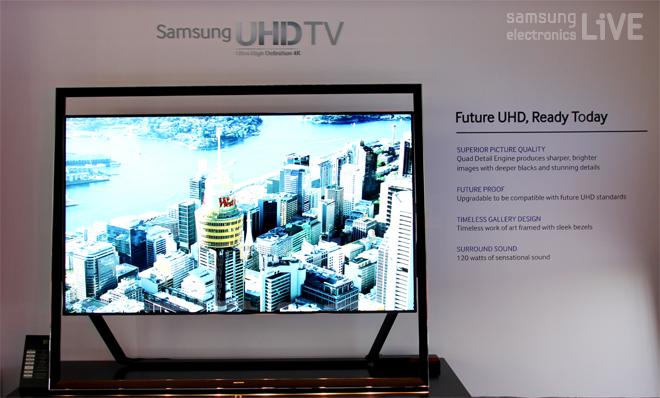 삼성전자 UHD TV F9000