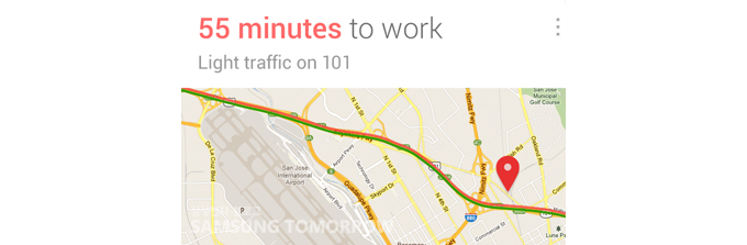 55MINUTES TO WORK