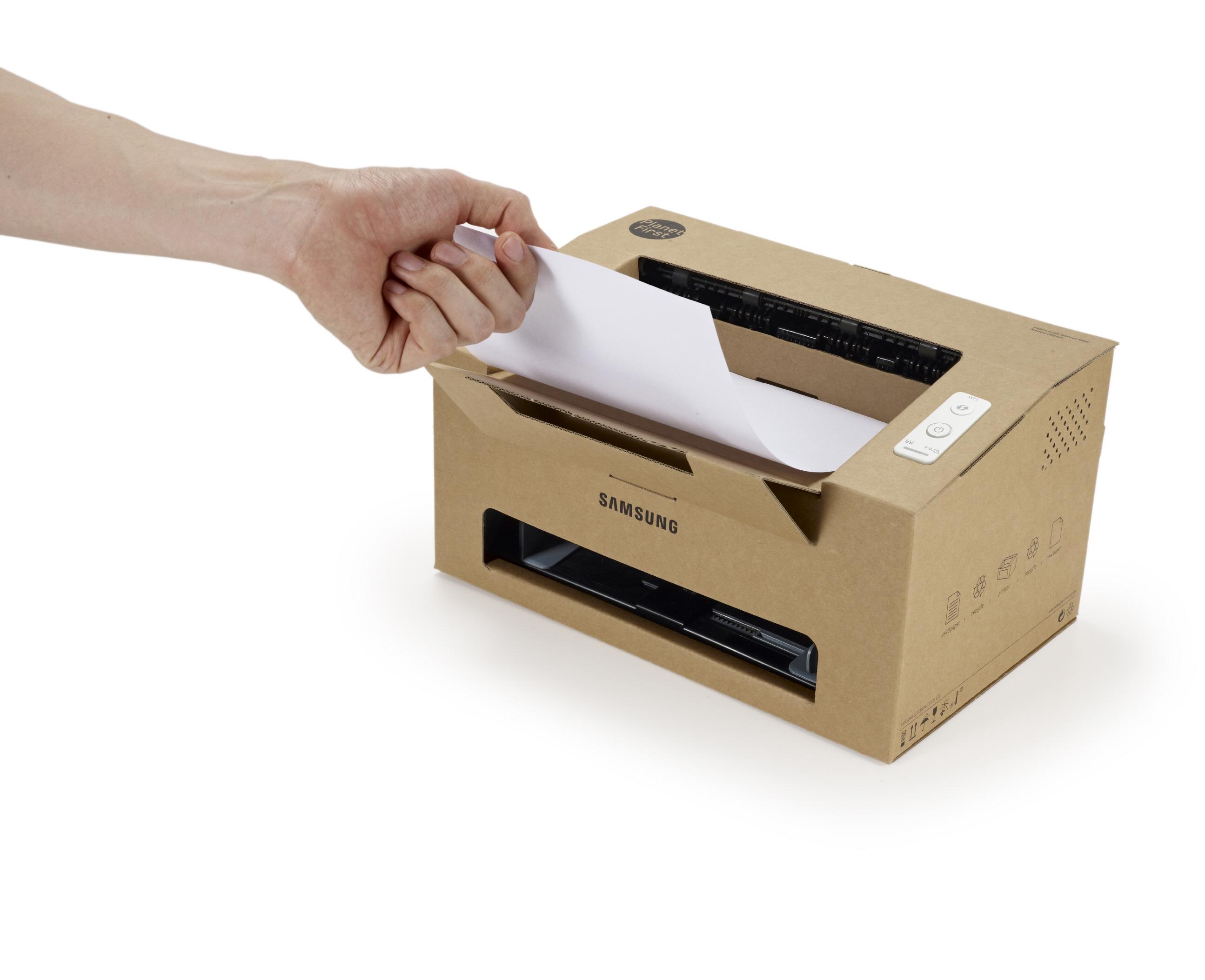 오리가미(Origami) 프린터입니다.
