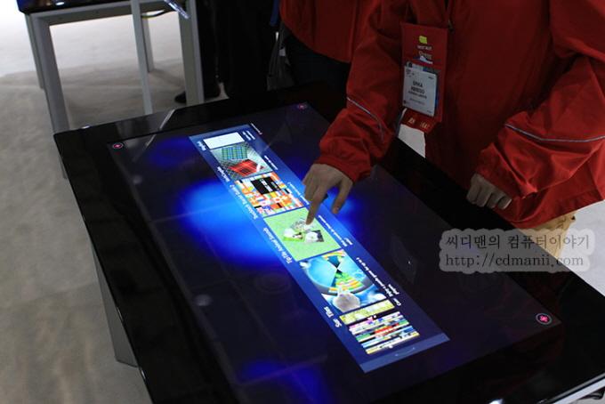 삼성 SUR40 for Microsoft Surface