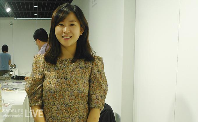 디자인 GWP사무국 박지선 사원