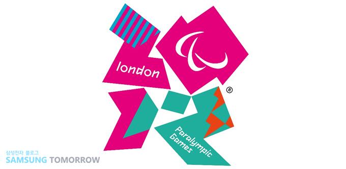 런던 패럴림픽 로고