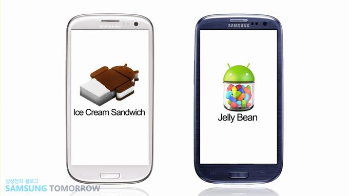 아이스크림 샌드위치와 챌리빈