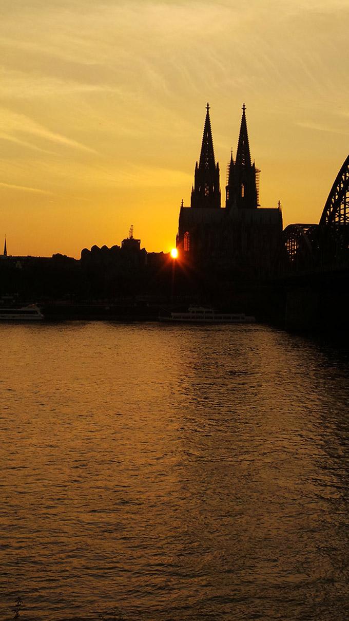 독일 쾰른 풍경
