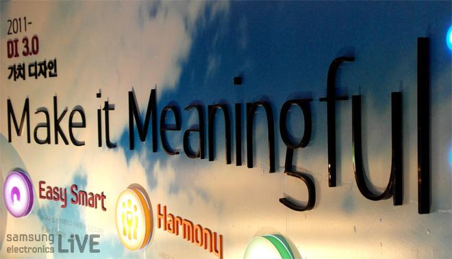 make it meaningful