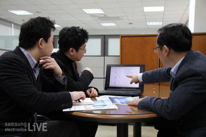 상품기획팀 회의