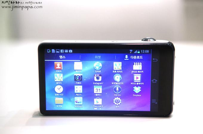 삼성 스마트 카메라의 앱