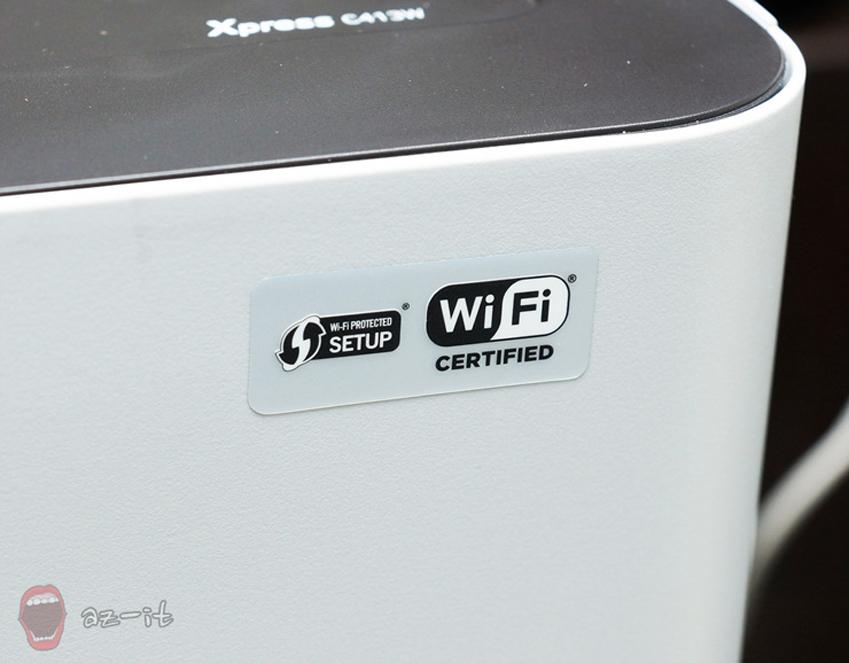 NFC C413W는 무선 와이파이 환경에서도 인쇄가 가능합니다.