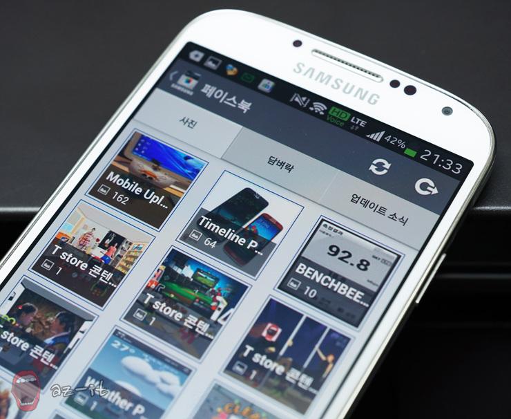 삼성 모바일 프린트 앱은 페이스북에 업로드한 사진을 출력할 수 있습니다.