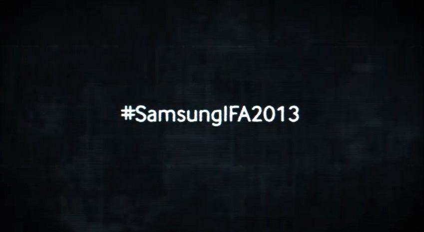 IFA2013 티저영상 캡쳐이미지 입니다.
