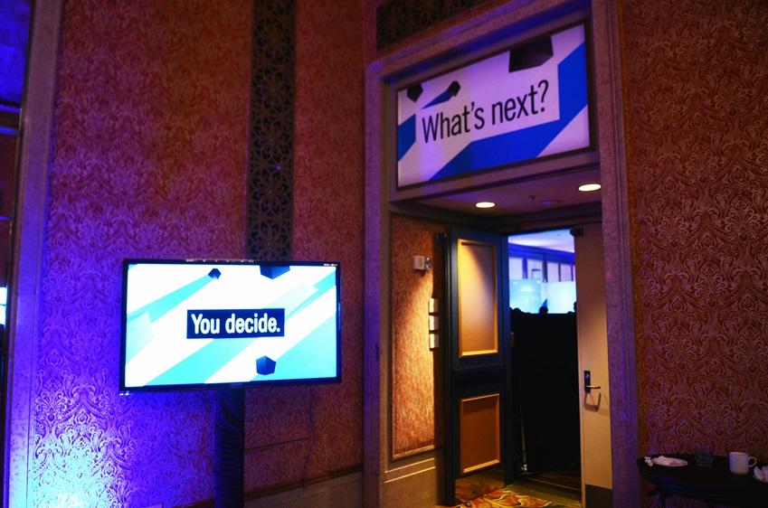 삼성개발자컨퍼런스 2013 행사장 모습입니다.