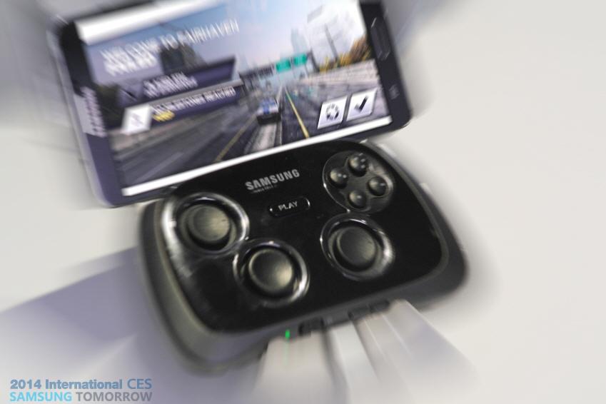삼성 모바일콘솔 제품 이미지입니다.