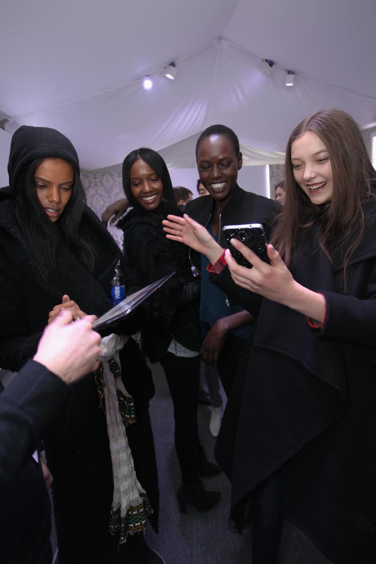 14 FW NY Fashion Week (12)