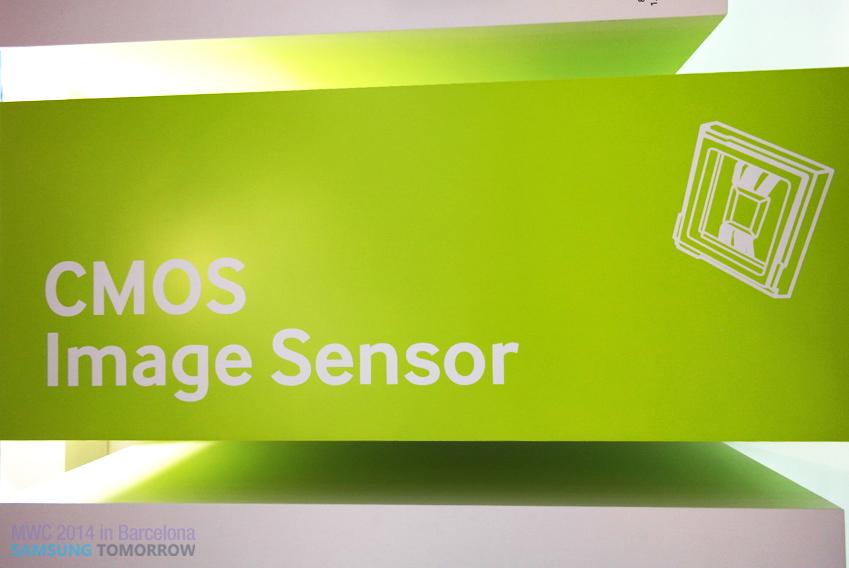 CMOS Image Sensor이미지입니다.