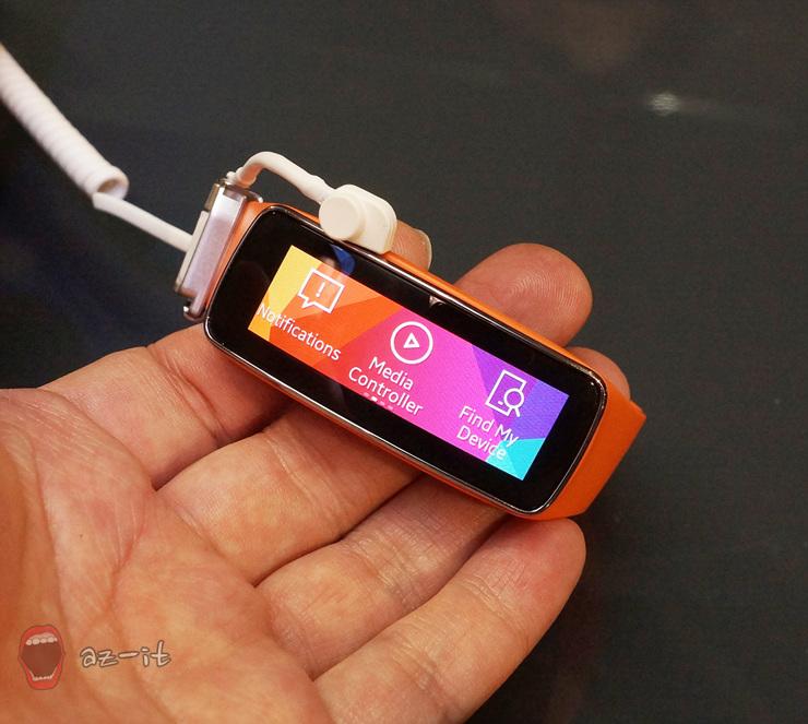 스마트밴드 삼성 기어핏 사용 후기입니다.