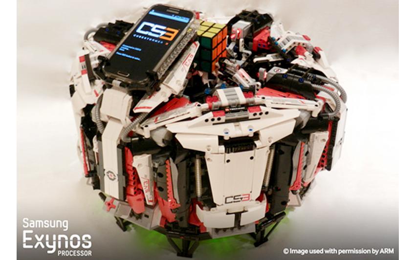 큐브스토머3 모습입니다.