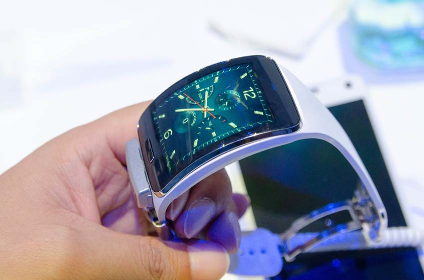 삼성 기어S 시계
