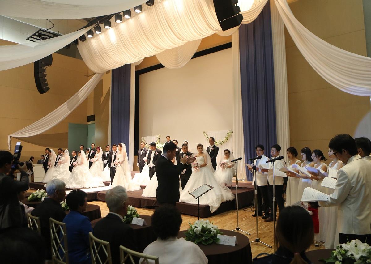 사랑의 합동결혼식(3)