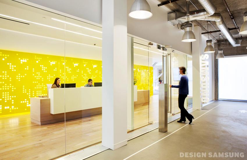 해외 디자인 연구소 내부
