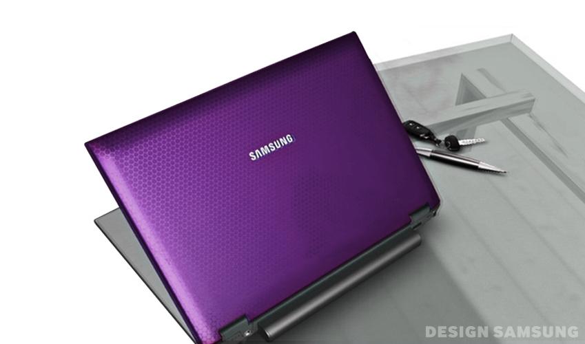 삼성 노트북 3D 디자인