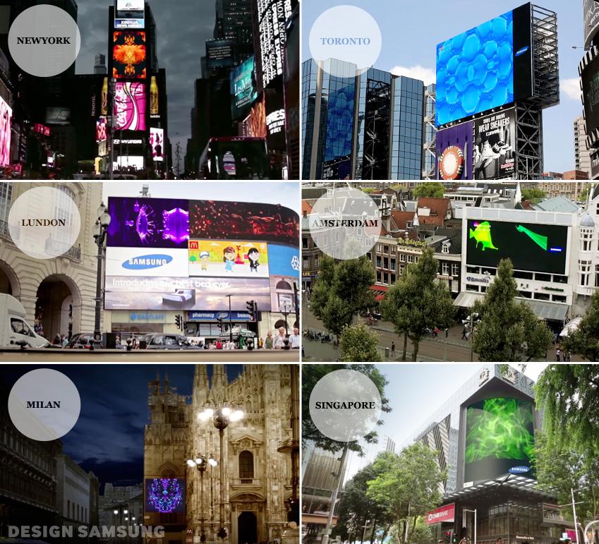 컬러 테라피는 옥외 광고를 넘어 답답한 도시에서 생활하는 사람들의 삶을 컬러로치유하는 설치 작품입니다.