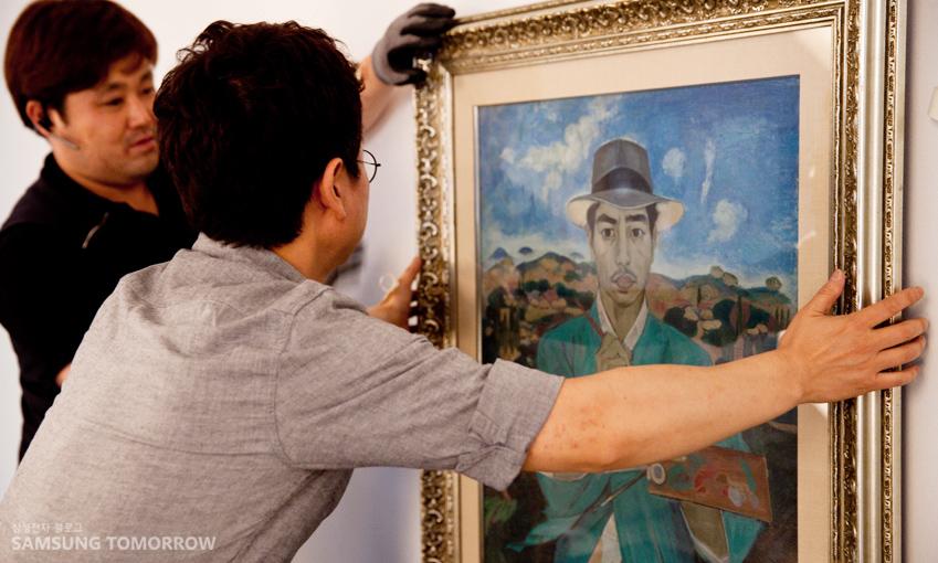 한국근대미술의거장1