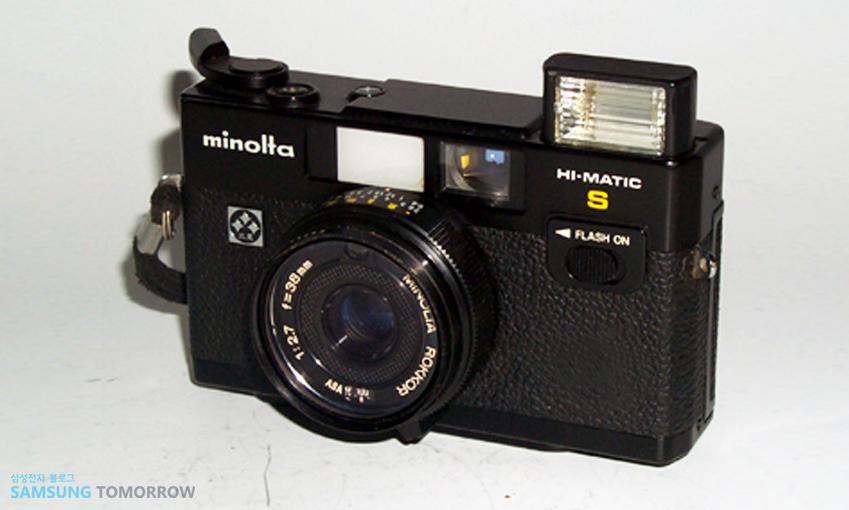 최초 삼성 카메라 이미지