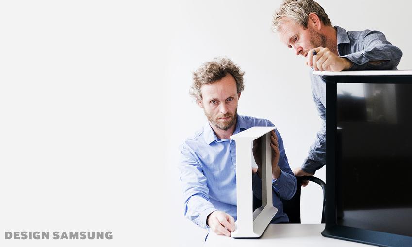 가구 디자이너 로난∙에르완 부훌렉(Ronan & Erwan Bouroullec) 형제입니다.