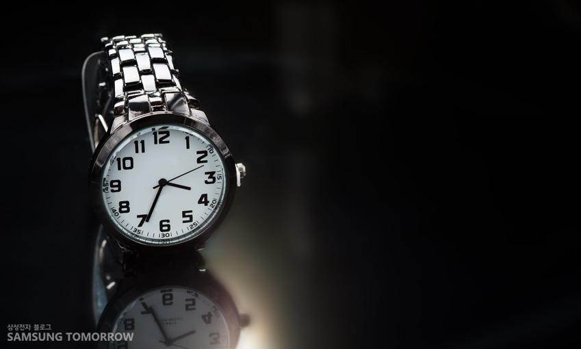 손목시계입니다.