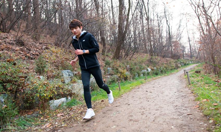 달리기를 위한 준비운동으로 '달리기'를 한다는 게 어색할 수도 있지만 알고보면 이만한 준비운동이 없다