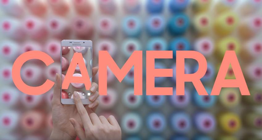프로모드로 다채로운 사진을 만드는 CAMERA
