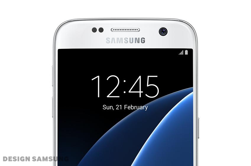 갤럭시 S7 화면 이미지
