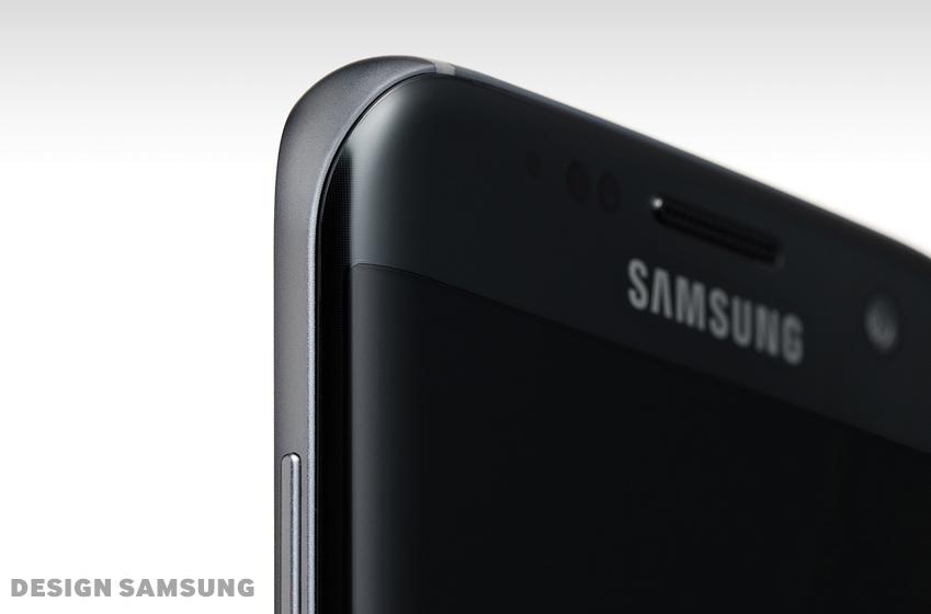 갤럭시 S7 제품 상단 이미지