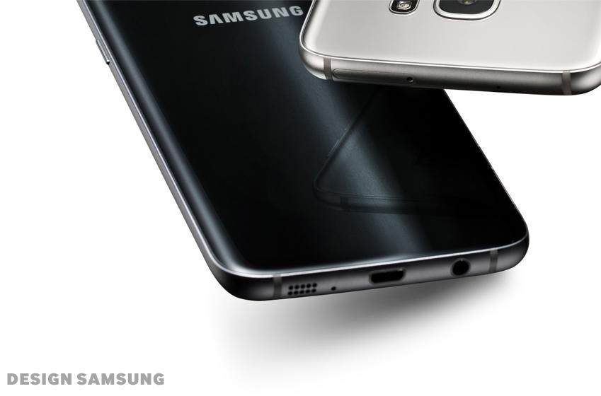 갤럭시 S7 제품 후면 이미지