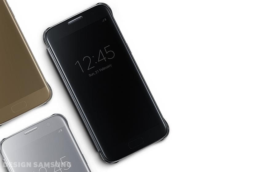 갤럭시 S7 제품 전면 이미지