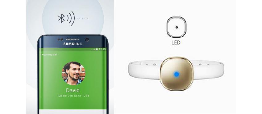 LED 램프로 알람 기능 지원