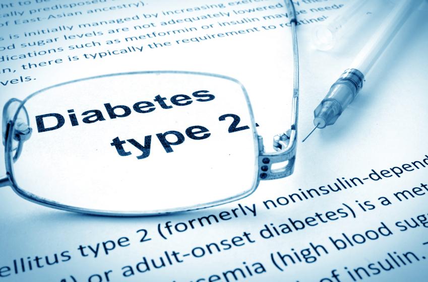 제2형 당뇨병 이미지