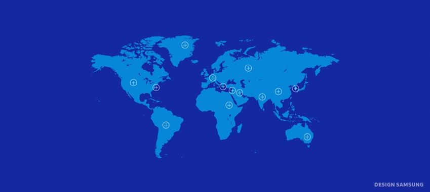 북미, 남미, 아프리카, 유럽 등 전 세계 각국의 언어에 적용한다.